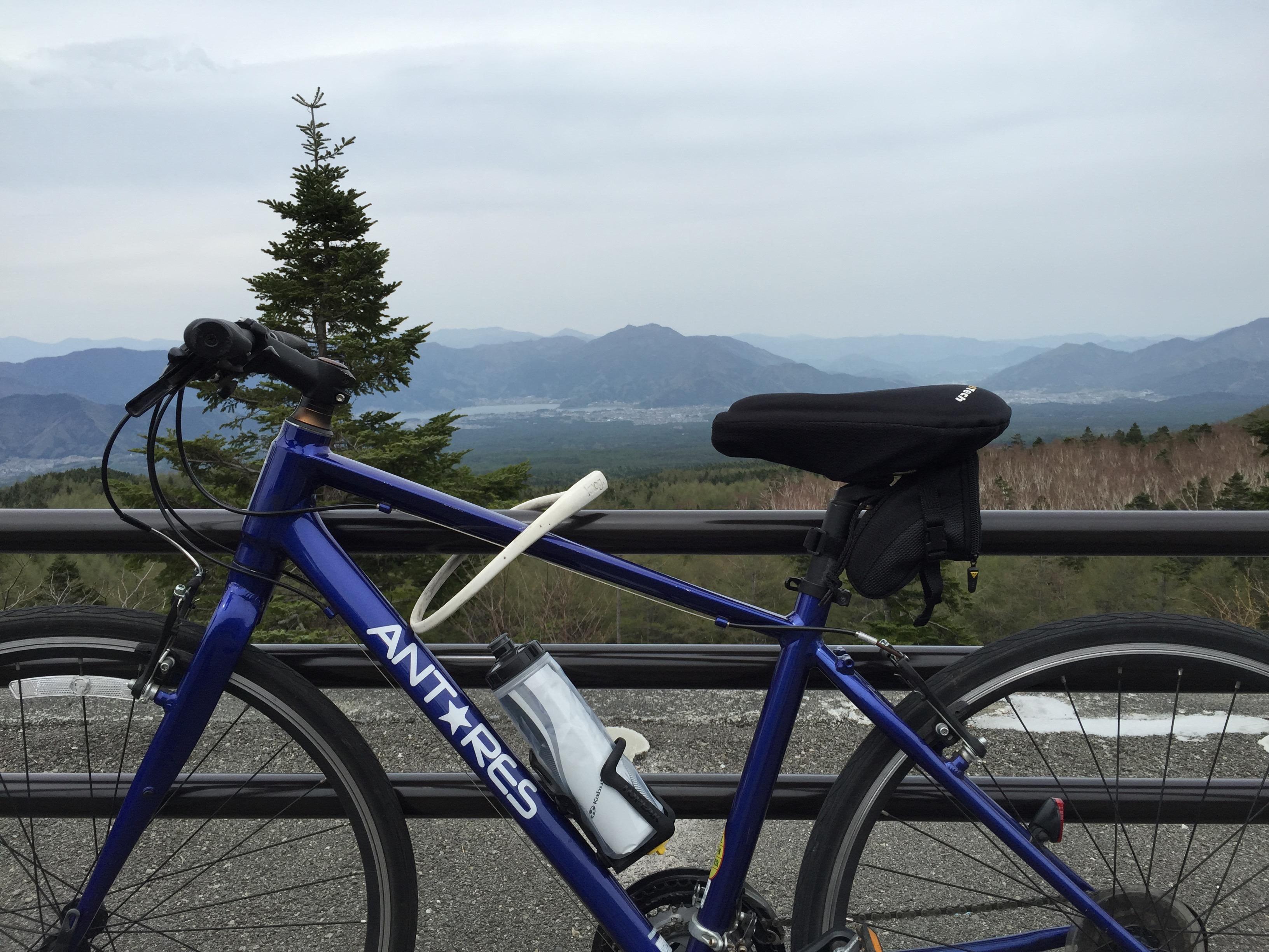 自転車で富士山5合目まで行ってみたら地獄を見た話