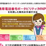 格安SIMしたい人必見!ネットでdocomoのポータビリティ予約(MNP)を行う手順