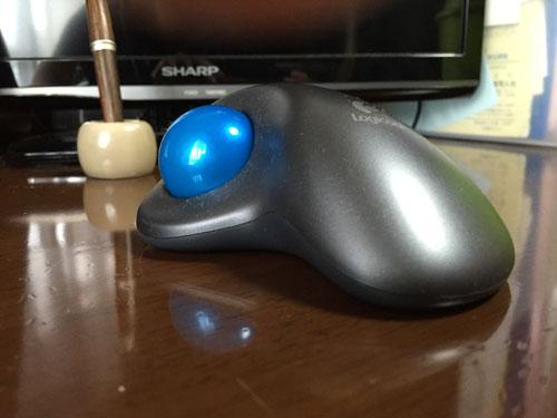 作業効率が5倍向上!?驚異のマウス「Logicool Wireless Trackball M570t」を使ってみた