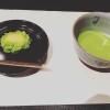 出来たての和菓子をカウンターで食べられる「鶴屋吉信 東京店」に行ってきた